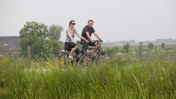 Fietsroutes rondom Woerden
