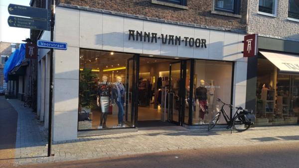Anna van Toor Woerden