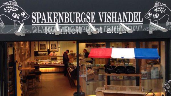 De Spakenburgse vishandel