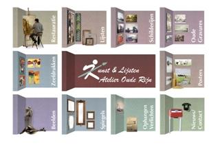 Kunst en Lijsten Atelier OudeRijn