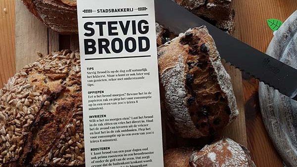 Stevig Brood – Stadsbakkerij Woerden
