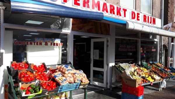 Supermarkt de Rijn