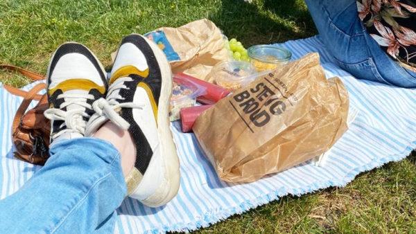 Picknicken is leuk!