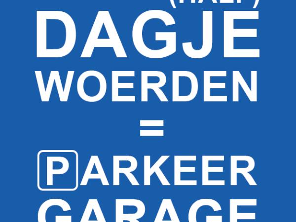 Nieuw parkeerbeleid per 3 mei in Stadshart Woerden