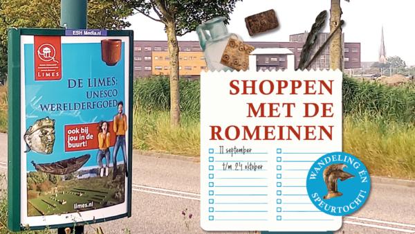 Shoppen met de Romeinen