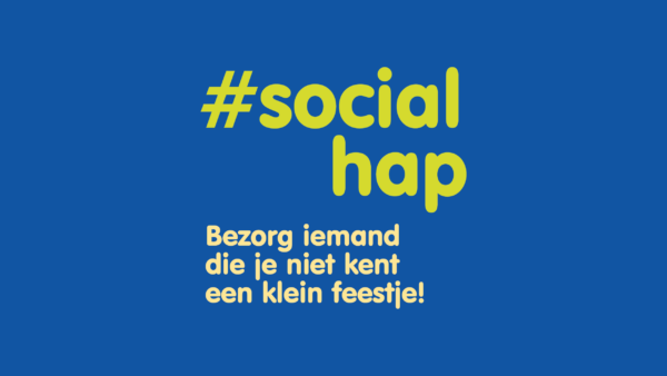 #SocialHap